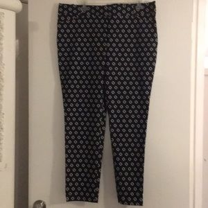 The Limited NWT Ankle Pants. Sz 16